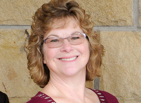 Portrait of Michelle Jamieson, Associate Director of BC3 Education Foundation, Inc.
