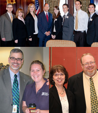 2012 President's Photo Gallery Collage