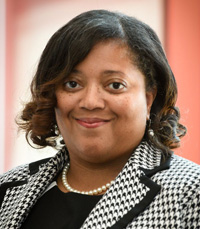 Belinda Richardson, Vice President for Academic Affairs