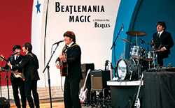 beatlemania magic on stage